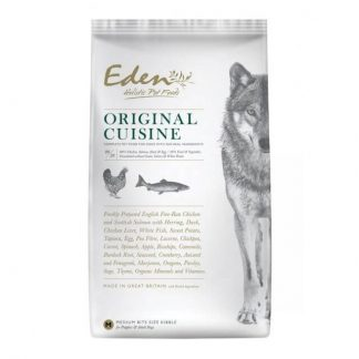 EDEN HOLISTIC 80/20 ORIGINAL CUISINE SMALL 2KG
