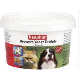 beaphar-élesztőtabletták-fokhagymával-kutyáknak-és-macskáknak-250-tabletta