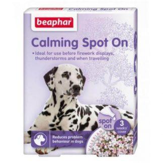 beaphar-calming-spot-on-nyugtató-hatású-spot-on-kutyáknak-valeriánakivonattal-3pipetta