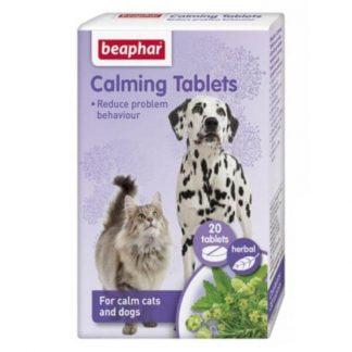 beaphar-calming-tablets-nyugtató-hatásű-tabletta-20db