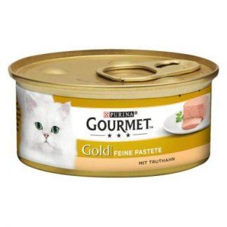 Gourmet Gold 85g pástétom pulyka WEP1 GOURMET GOLD 85G PÁSTÉTOM PULYKA WEP
