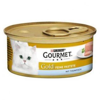 GOURMET GOLD 85G PÁSTÉTOM TONHAL WEP