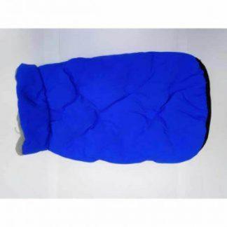 zebrapet-kutyaruha-kék-30cm