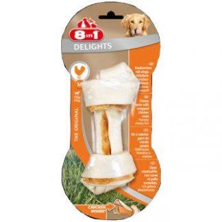 8in1-Delights-csont-csirkehússal-M-1db