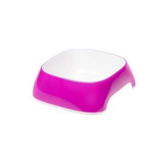 ferplast-glam-műanyag-tál-szögletes-s-ibolya-04L