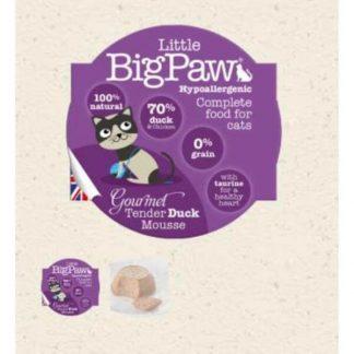 little-bigpaw-cat-gourmet-tender-duck-mousse-85gr