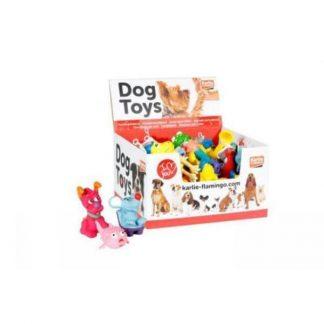karlie-kutyajáték-latex-kisállatok-6-7cm-vegyes