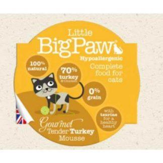 little-bigpaw-cat-gourmet-tender-turkey-mousse-85gr