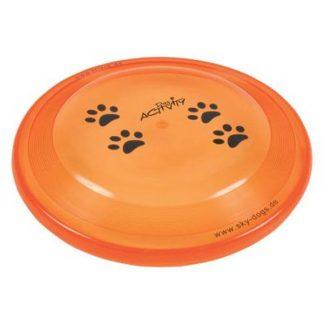 trixie-játék-frizbi-activity-disc-19cm
