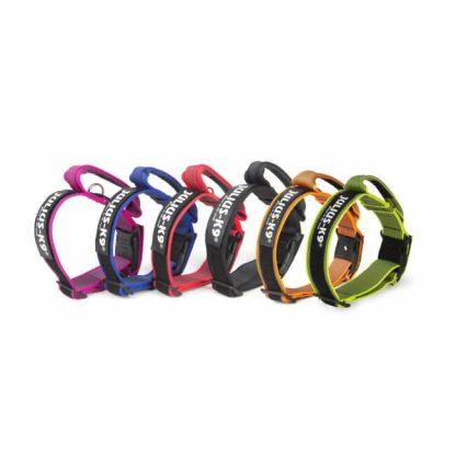 Color & Gray® nyakörv - biztonsági zárral és fogóval