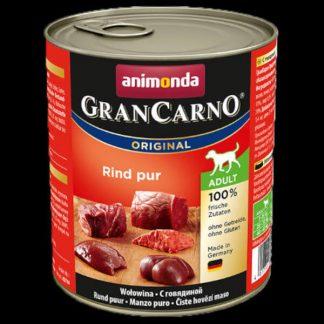 Animonda GranCarno Adult (marha) konzerv - Felnőtt kutyák részére (800g)