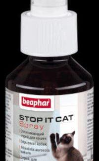 Beaphar STOP-IT - nevelő spray macskáknak (100ml)