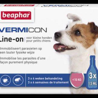 Beaphar-Vermicon-Racsepegteto-oldat-Spot-On-kistestu-kutyak-reszere-15kg-