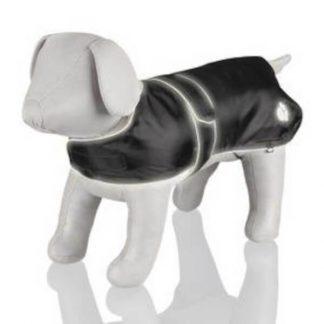 Trixie Orléans Dog Coat - kabát (fekete) kutyák részére (XS) 25cm