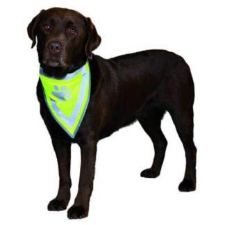 Trixie Safety Neckerchief - Fényvisszaverős kutyakendő XS-S (22-28cm)