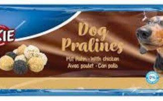 Trixie dog pralines with chicken - jutalomfalat (csirke) kutyák részére (100g)