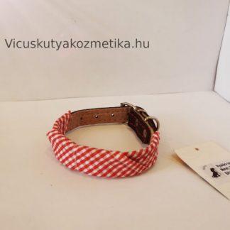 nyakorv_kendos_piros_kockas_20-40cm